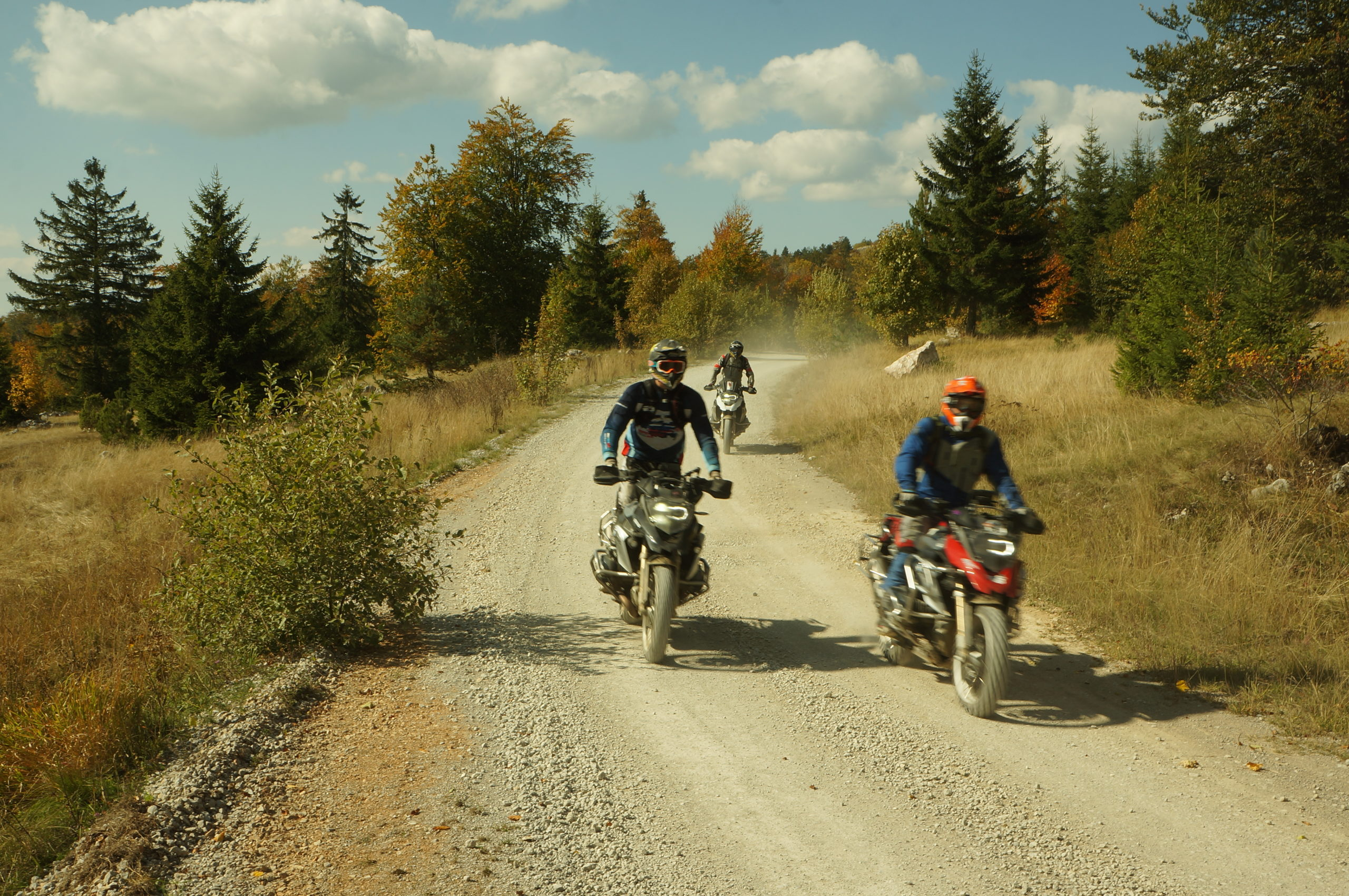 ADVENTURE BIKE TOURS ALL OVER THE BALKANS